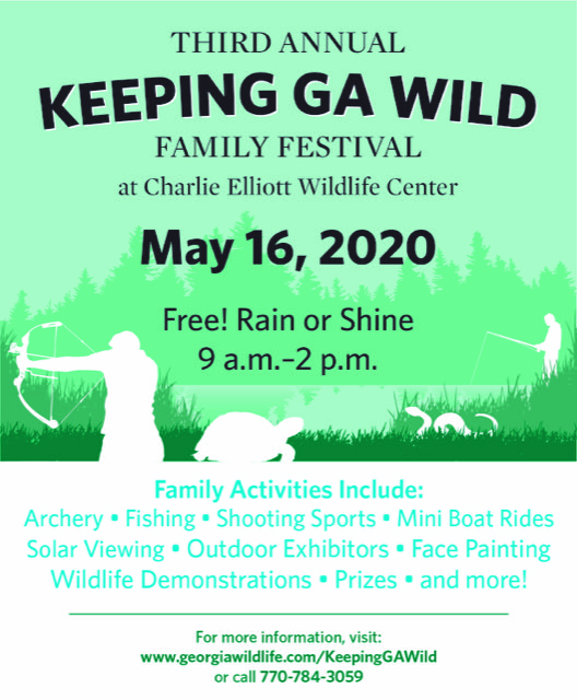 Keeping GA Wild- Family Festival